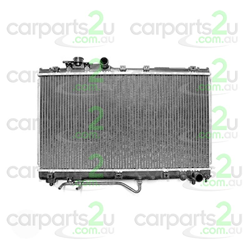 TOYOTA CELICA ZRE152/ZRE153 HATCH  RADIATOR - New quality car parts & auto spares online Australia wide with the convenience of shopping from your own home. Carparts 2U Penrith Sydney