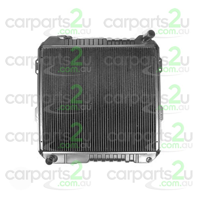 TOYOTA 4 RUNNER / SURF  RADIATOR - New quality car parts & auto spares online Australia wide with the convenience of shopping from your own home. Carparts 2U Penrith Sydney
