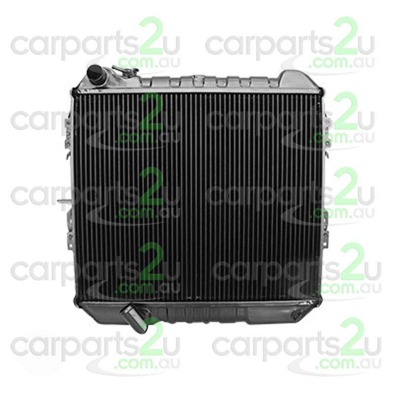 TOYOTA HILUX HIACE SBV  RADIATOR - New quality car parts & auto spares online Australia wide with the convenience of shopping from your own home. Carparts 2U Penrith Sydney