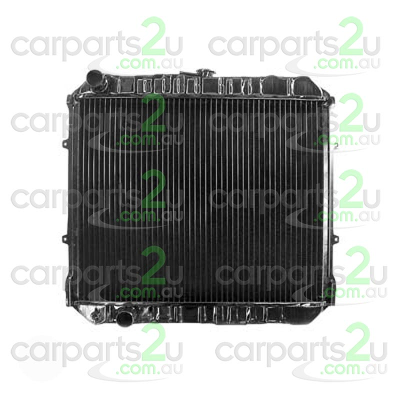 TOYOTA HILUX HILUX UTE 2WD  RADIATOR - New quality car parts & auto spares online Australia wide with the convenience of shopping from your own home. Carparts 2U Penrith Sydney