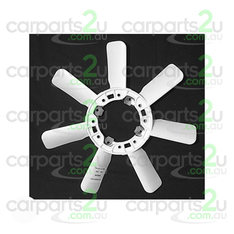 TOYOTA HILUX HILUX UTE 4WD  RADIATOR FAN BLADE - New quality car parts & auto spares online Australia wide with the convenience of shopping from your own home. Carparts 2U Penrith Sydney