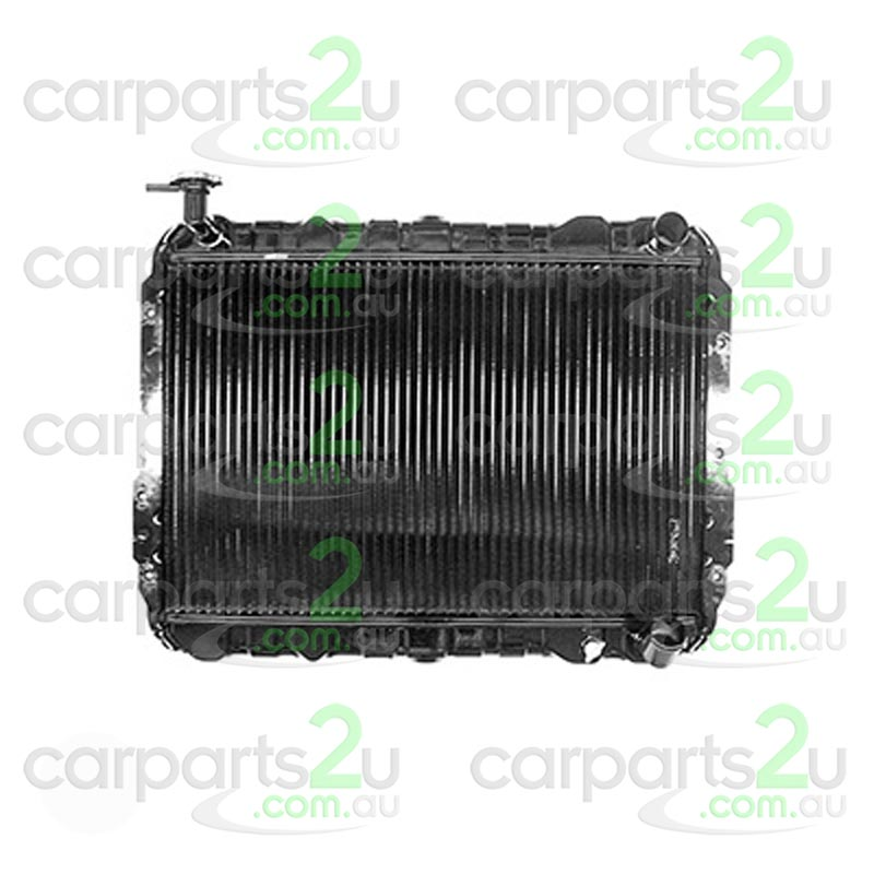 TOYOTA LANDCRUISER HILUX UTE 2WD  RADIATOR - New quality car parts & auto spares online Australia wide with the convenience of shopping from your own home. Carparts 2U Penrith Sydney