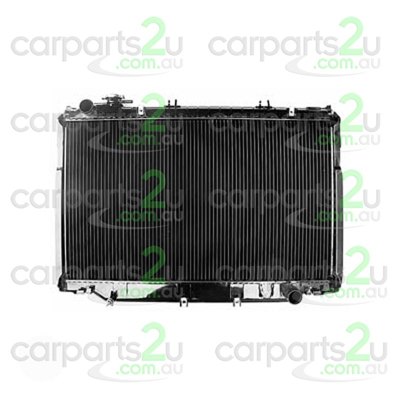 TOYOTA LANDCRUISER 80 SERIES  RADIATOR - New quality car parts & auto spares online Australia wide with the convenience of shopping from your own home. Carparts 2U Penrith Sydney