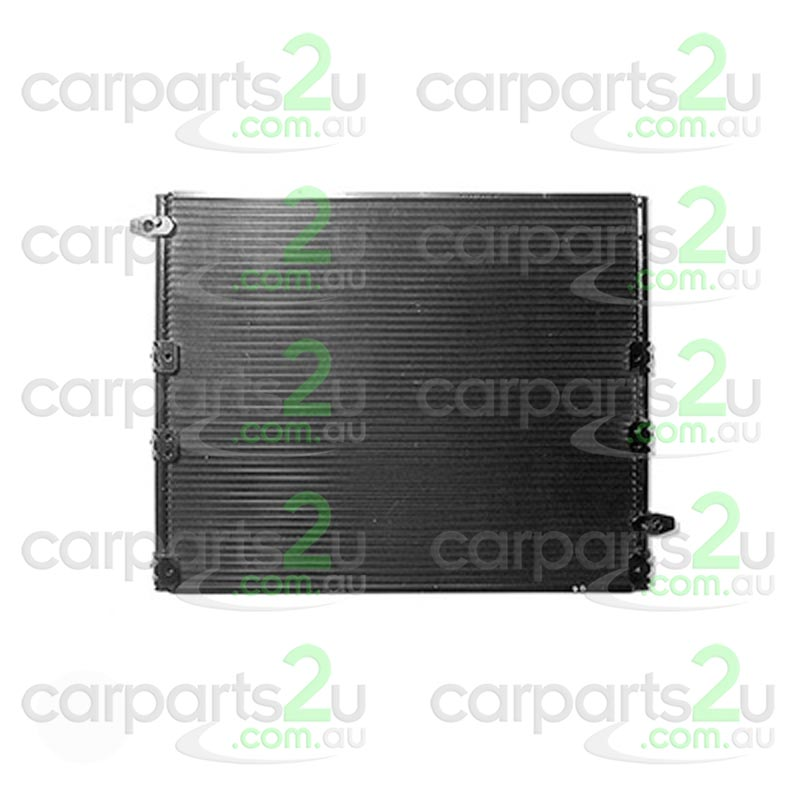 TOYOTA PRADO HILUX UTE 2WD  CONDENSER - New quality car parts & auto spares online Australia wide with the convenience of shopping from your own home. Carparts 2U Penrith Sydney