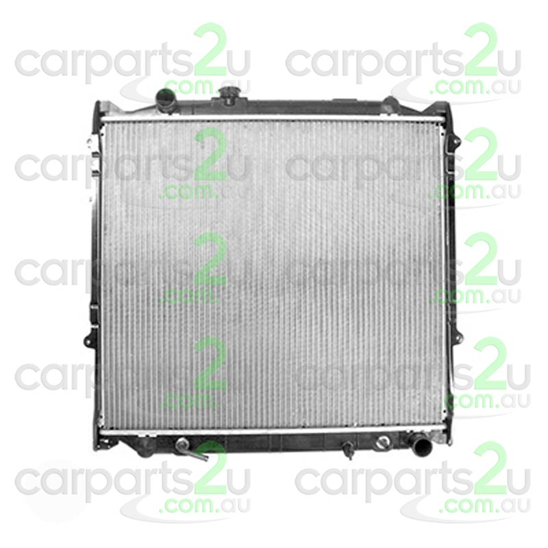 TOYOTA PRADO PRADO 95 SERIES  RADIATOR - New quality car parts & auto spares online Australia wide with the convenience of shopping from your own home. Carparts 2U Penrith Sydney
