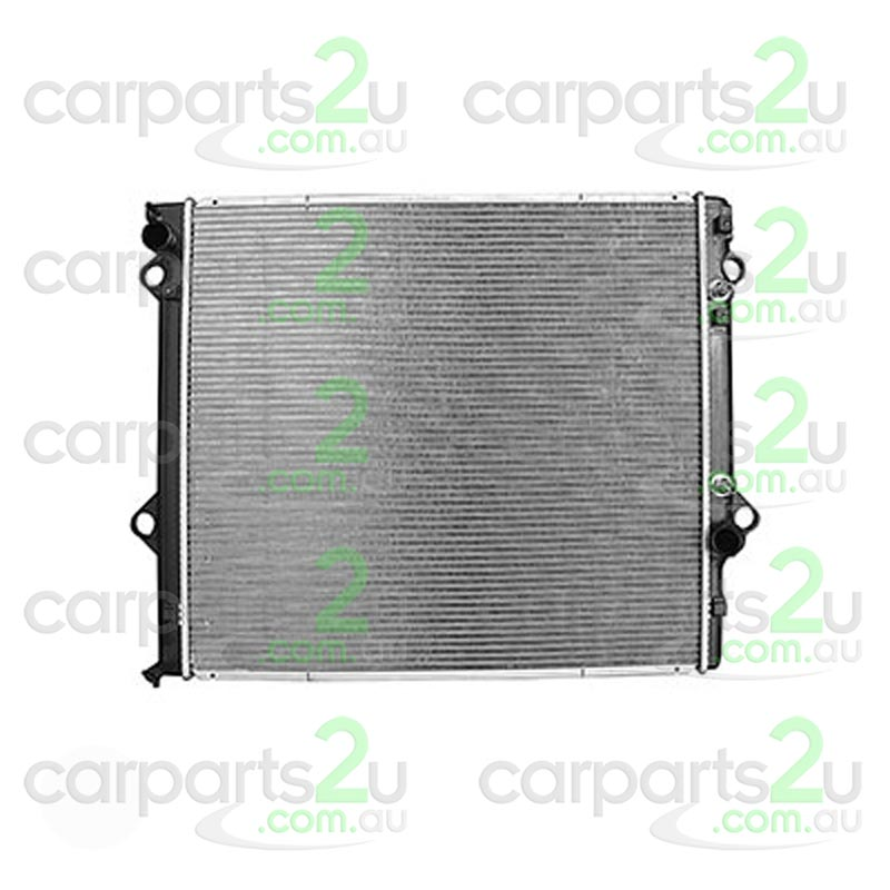 TOYOTA PRADO PRADO 120 SERIES  RADIATOR - New quality car parts & auto spares online Australia wide with the convenience of shopping from your own home. Carparts 2U Penrith Sydney