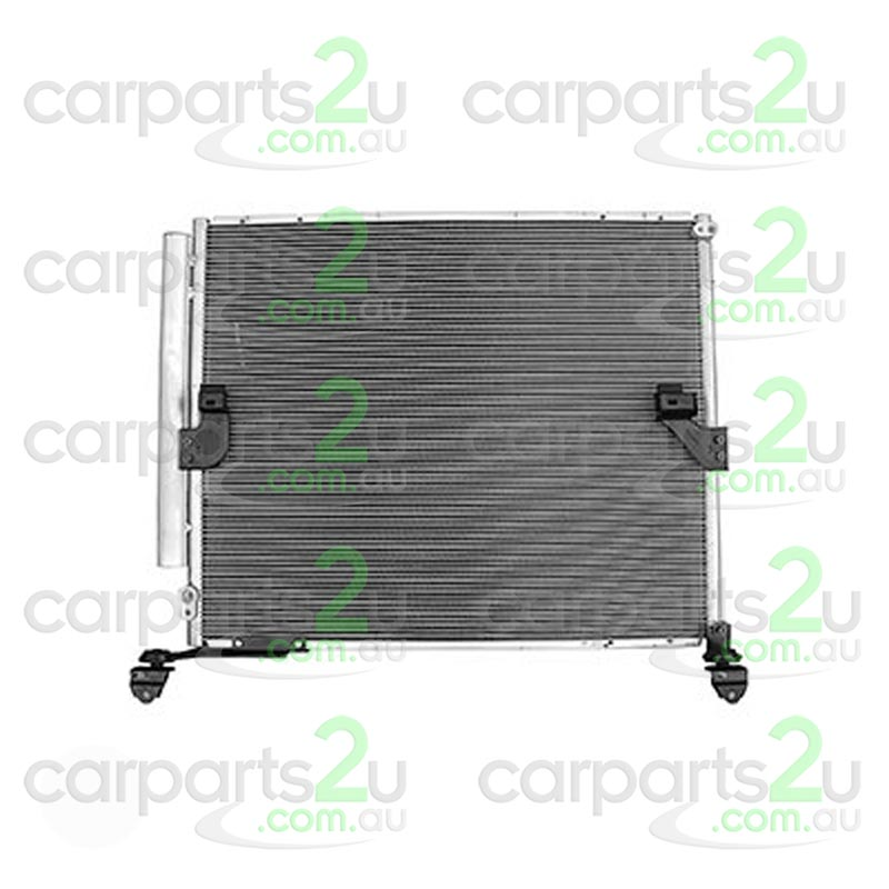 TOYOTA PRADO PRADO 120 SERIES  CONDENSER - New quality car parts & auto spares online Australia wide with the convenience of shopping from your own home. Carparts 2U Penrith Sydney