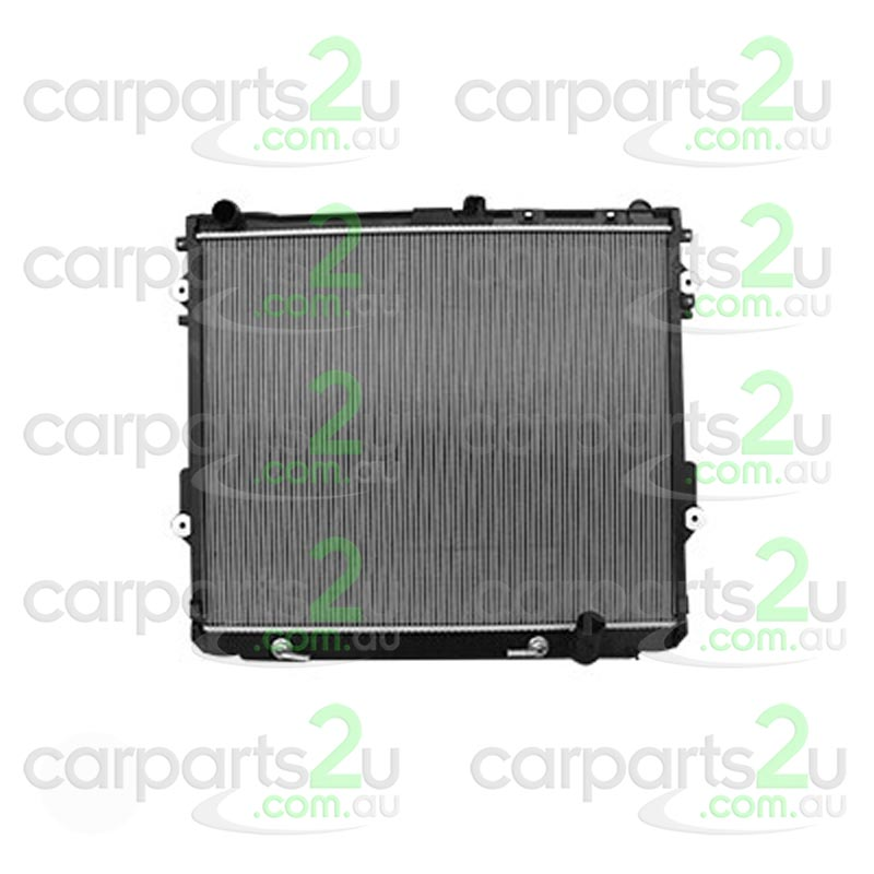 TOYOTA LANDCRUISER PRADO 150 SERIES  RADIATOR - New quality car parts & auto spares online Australia wide with the convenience of shopping from your own home. Carparts 2U Penrith Sydney