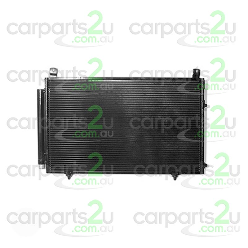 TOYOTA KLUGER PRADO 150 SERIES  CONDENSER - New quality car parts & auto spares online Australia wide with the convenience of shopping from your own home. Carparts 2U Penrith Sydney