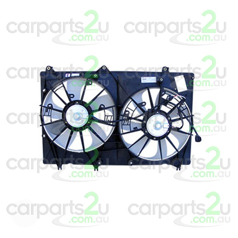 TOYOTA KLUGER ZRE152/ZRE153 HATCH  RADIATOR FAN ASSEMBLY - New quality car parts & auto spares online Australia wide with the convenience of shopping from your own home. Carparts 2U Penrith Sydney