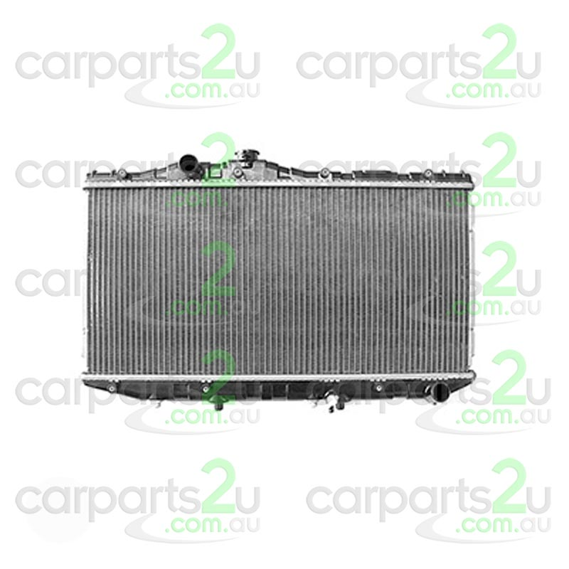 TOYOTA CAMRY PRIUS NHW20 HATCH  RADIATOR - New quality car parts & auto spares online Australia wide with the convenience of shopping from your own home. Carparts 2U Penrith Sydney