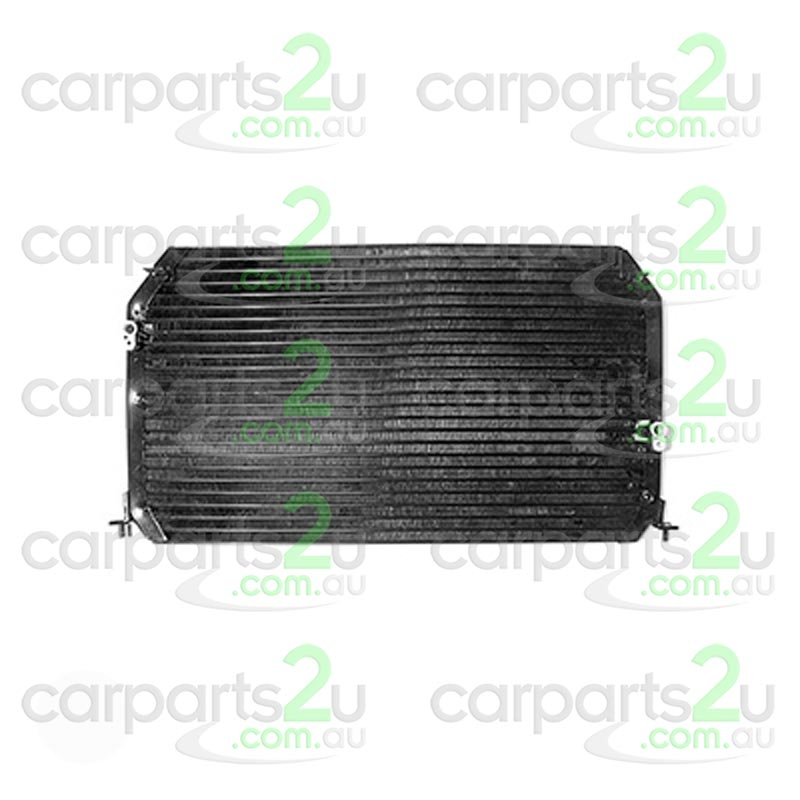TOYOTA CAMRY PRIUS NHW20 HATCH  CONDENSER - New quality car parts & auto spares online Australia wide with the convenience of shopping from your own home. Carparts 2U Penrith Sydney