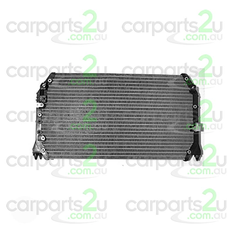 TOYOTA CAMRY SDV10  CONDENSER - New quality car parts & auto spares online Australia wide with the convenience of shopping from your own home. Carparts 2U Penrith Sydney
