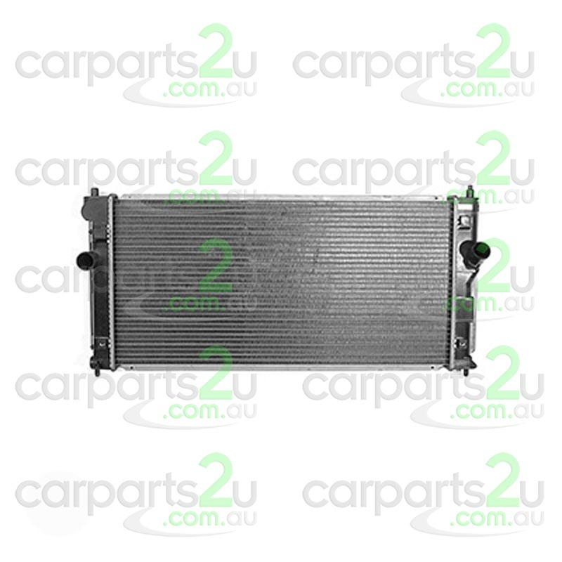 TOYOTA MR2 ACV40  RADIATOR - New quality car parts & auto spares online Australia wide with the convenience of shopping from your own home. Carparts 2U Penrith Sydney