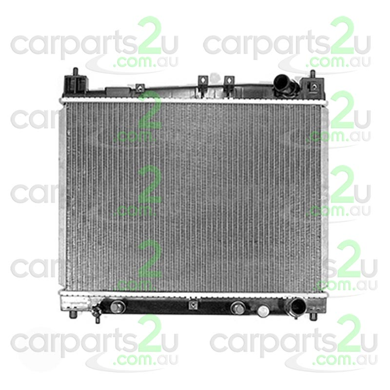 TOYOTA ECHO MR2 30 SERIES  RADIATOR - New quality car parts & auto spares online Australia wide with the convenience of shopping from your own home. Carparts 2U Penrith Sydney