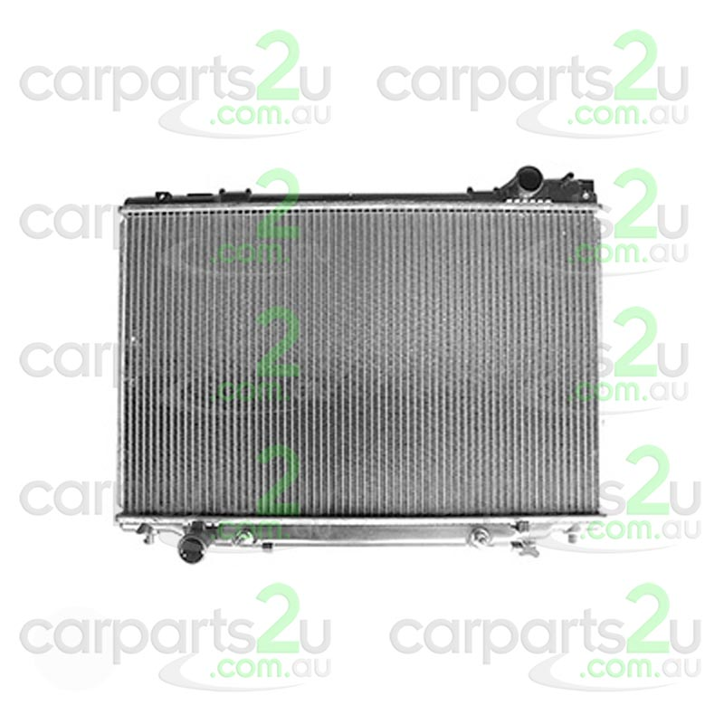 TOYOTA TARAGO AVALON  RADIATOR - New quality car parts & auto spares online Australia wide with the convenience of shopping from your own home. Carparts 2U Penrith Sydney