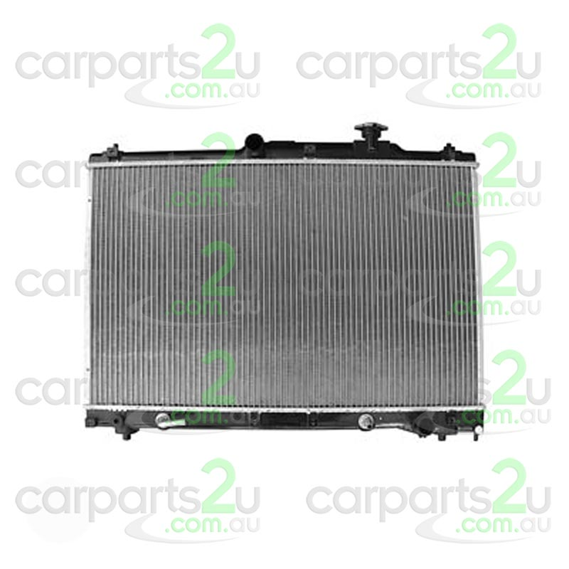 TOYOTA TARAGO TARAGO WAGON TCR  RADIATOR - New quality car parts & auto spares online Australia wide with the convenience of shopping from your own home. Carparts 2U Penrith Sydney