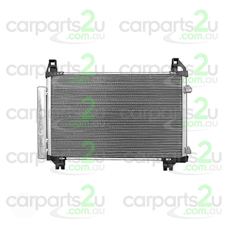 TOYOTA YARIS RAV 4 ACA33/GSA33/ACA38  CONDENSER - New quality car parts & auto spares online Australia wide with the convenience of shopping from your own home. Carparts 2U Penrith Sydney