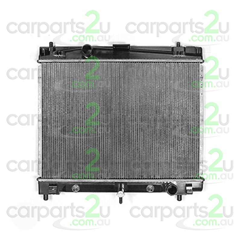 TOYOTA YARIS TARAGO WAGON ACR30  RADIATOR - New quality car parts & auto spares online Australia wide with the convenience of shopping from your own home. Carparts 2U Penrith Sydney