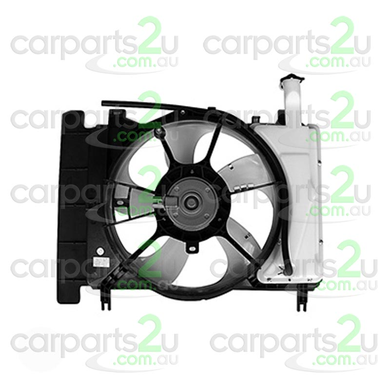 TOYOTA YARIS RAV 4 ALA49  RADIATOR FAN ASSEMBLY - New quality car parts & auto spares online Australia wide with the convenience of shopping from your own home. Carparts 2U Penrith Sydney