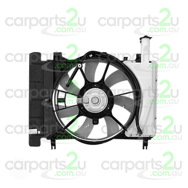 TOYOTA YARIS YARIS HATCH NCP90/NCP91  RADIATOR FAN ASSEMBLY - New quality car parts & auto spares online Australia wide with the convenience of shopping from your own home. Carparts 2U Penrith Sydney