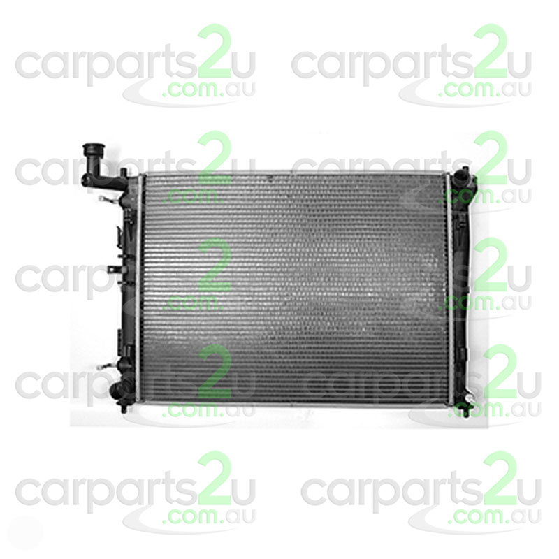 HYUNDAI ELANTRA  RADIATOR - New quality car parts & auto spares online Australia wide with the convenience of shopping from your own home. Carparts 2U Penrith Sydney