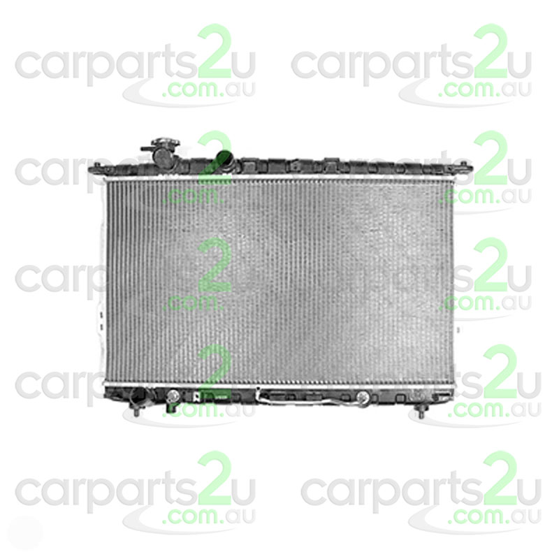 HYUNDAI SONATA ELANTRA MD  RADIATOR - New quality car parts & auto spares online Australia wide with the convenience of shopping from your own home. Carparts 2U Penrith Sydney