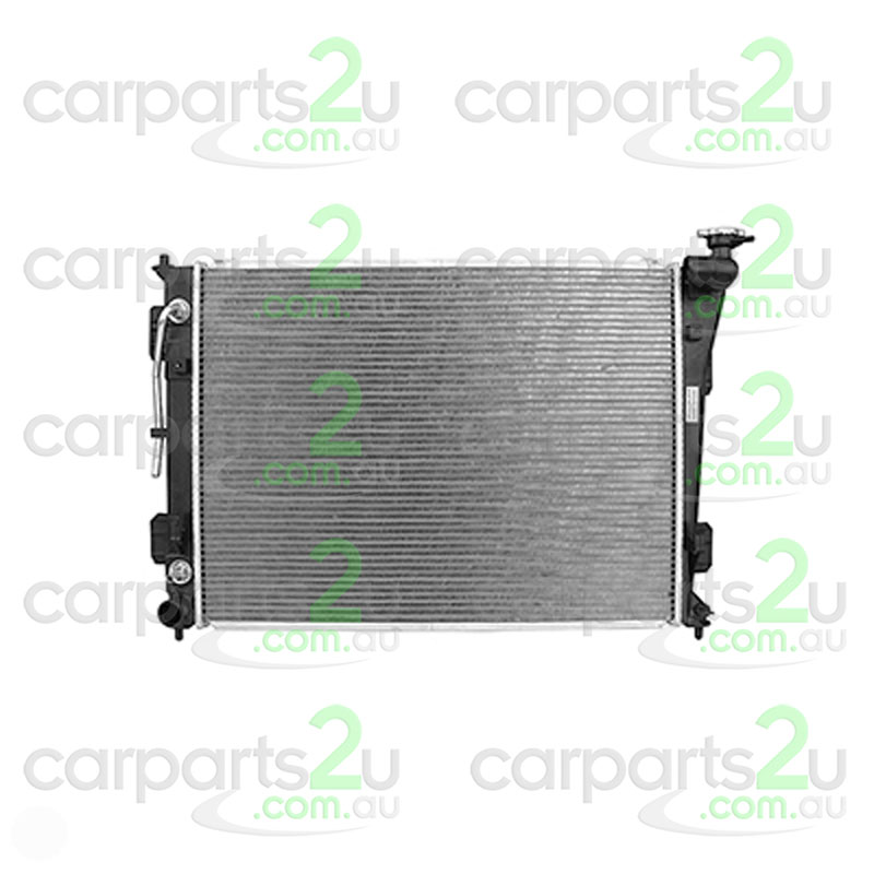 HYUNDAI I45 TIBURON GK COUPE  RADIATOR - New quality car parts & auto spares online Australia wide with the convenience of shopping from your own home. Carparts 2U Penrith Sydney