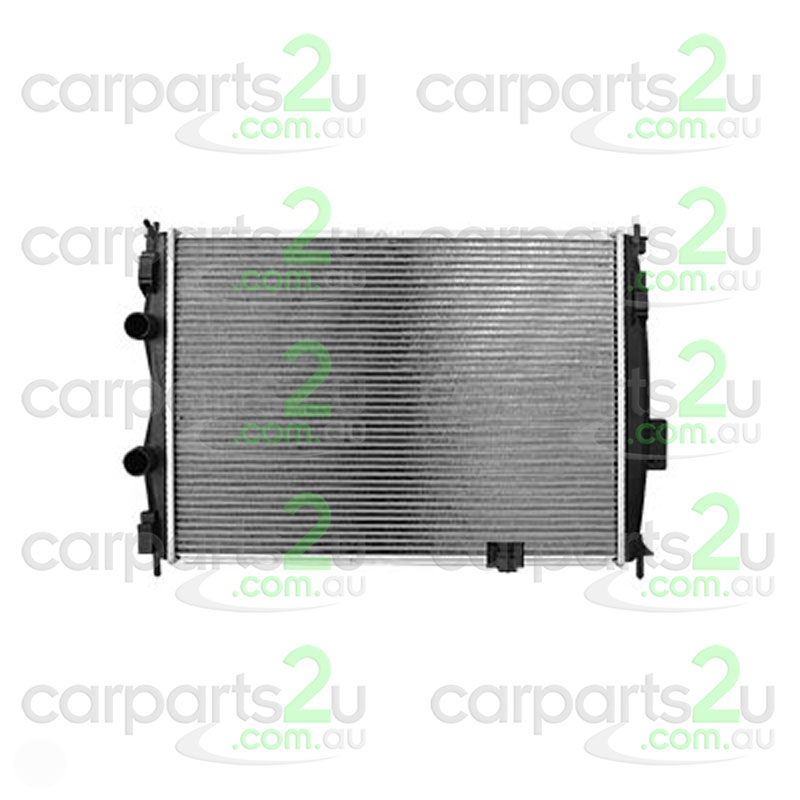 NISSAN DUALIS J10 WAGON  RADIATOR - New quality car parts & auto spares online Australia wide with the convenience of shopping from your own home. Carparts 2U Penrith Sydney