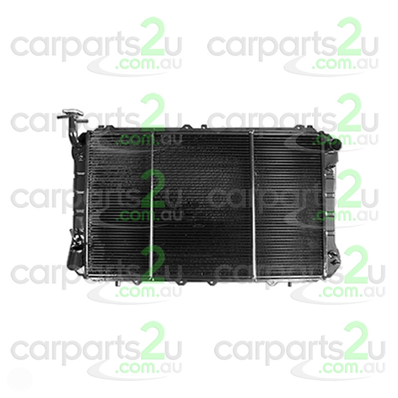 NISSAN PATROL J10 WAGON  RADIATOR - New quality car parts & auto spares online Australia wide with the convenience of shopping from your own home. Carparts 2U Penrith Sydney