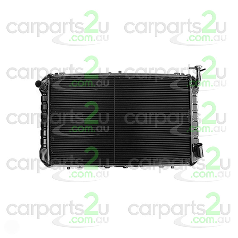 NISSAN PATROL GQ / Y60  RADIATOR - New quality car parts & auto spares online Australia wide with the convenience of shopping from your own home. Carparts 2U Penrith Sydney