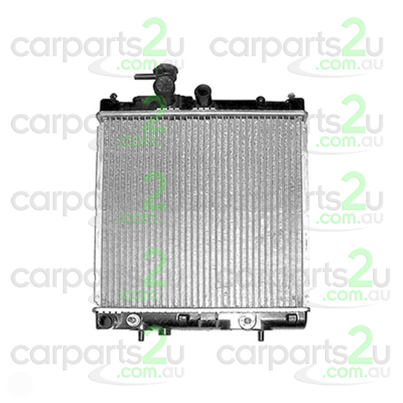 To suit NISSAN MICRA  RADIATOR - New quality car parts & auto spares online Australia wide with the convenience of shopping from your own home. Carparts 2U Penrith Sydney