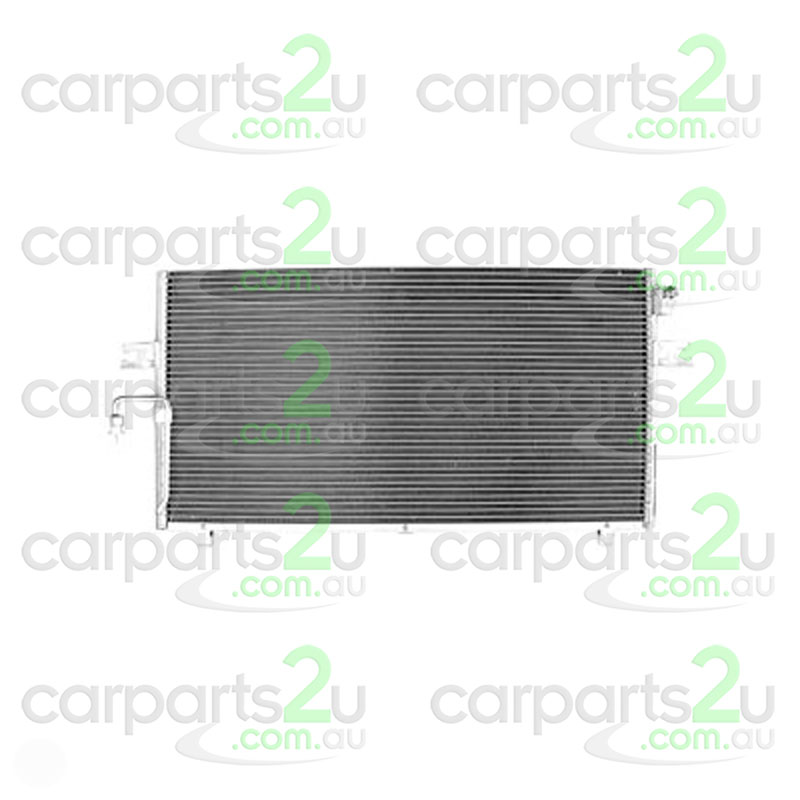 NISSAN MAXIMA J31  CONDENSER - New quality car parts & auto spares online Australia wide with the convenience of shopping from your own home. Carparts 2U Penrith Sydney