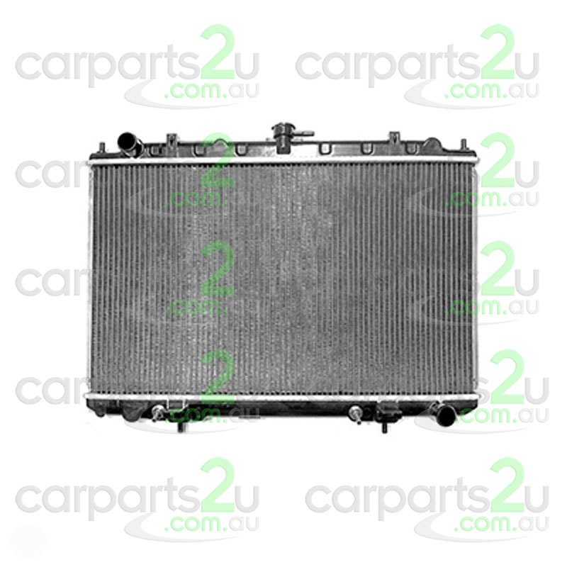 NISSAN MAXIMA K11  RADIATOR - New quality car parts & auto spares online Australia wide with the convenience of shopping from your own home. Carparts 2U Penrith Sydney