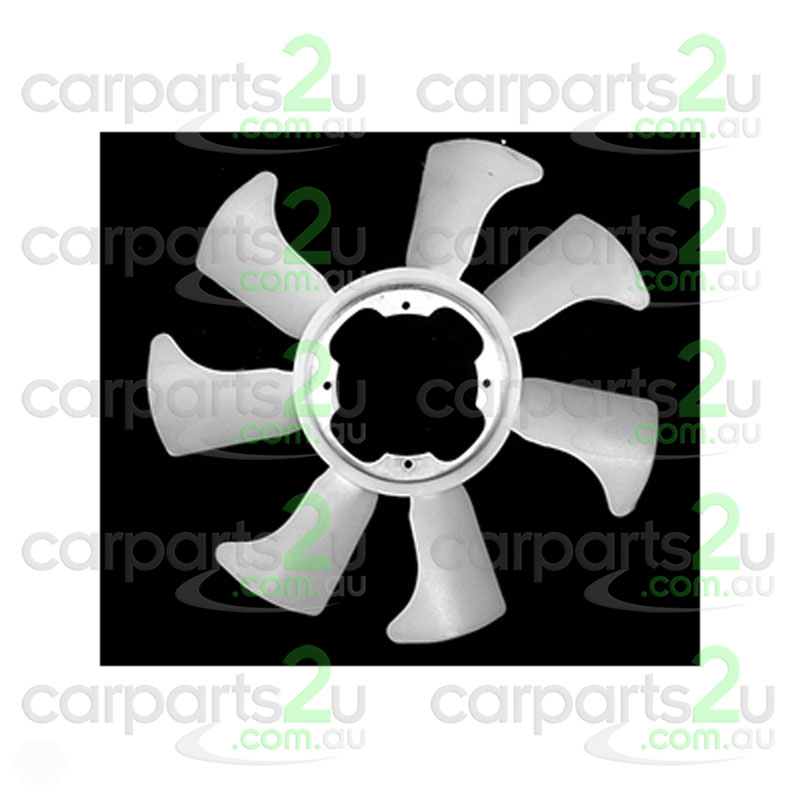 NISSAN NAVARA D21 UTE  RADIATOR FAN BLADE - New quality car parts & auto spares online Australia wide with the convenience of shopping from your own home. Carparts 2U Penrith Sydney