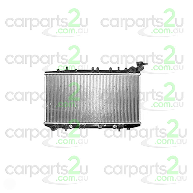 NISSAN PULSAR D22 UTE  RADIATOR - New quality car parts & auto spares online Australia wide with the convenience of shopping from your own home. Carparts 2U Penrith Sydney
