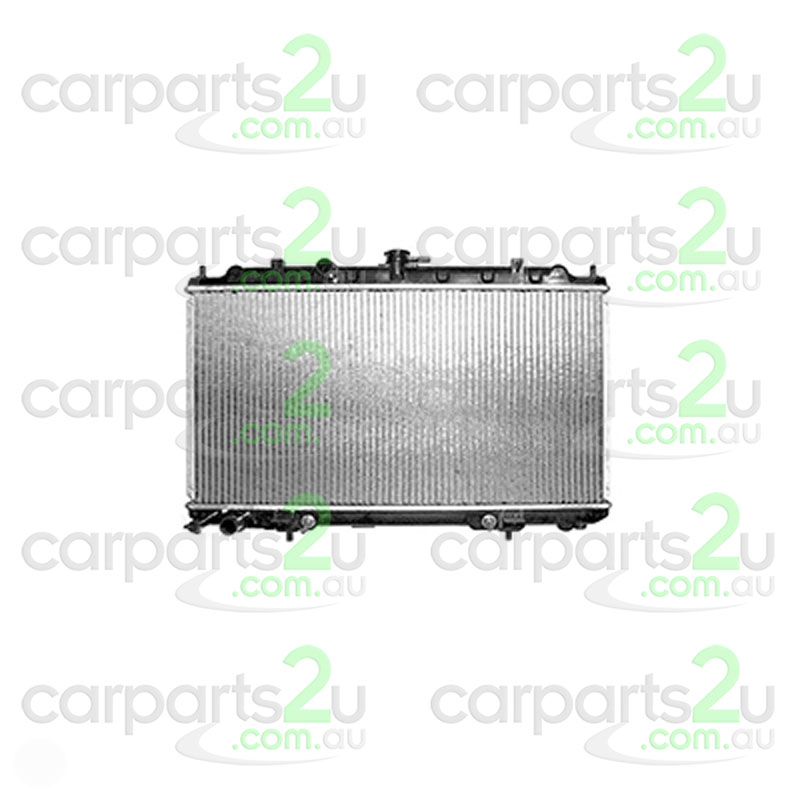 NISSAN PULSAR N14  RADIATOR - New quality car parts & auto spares online Australia wide with the convenience of shopping from your own home. Carparts 2U Penrith Sydney