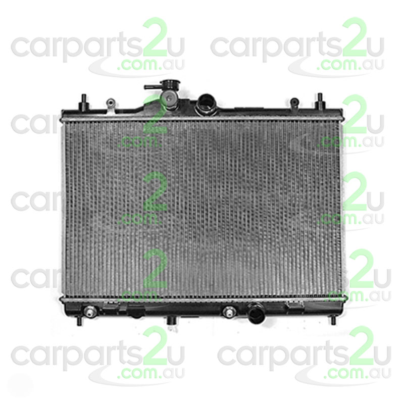 NISSAN TIIDA N16 SEDAN  RADIATOR - New quality car parts & auto spares online Australia wide with the convenience of shopping from your own home. Carparts 2U Penrith Sydney