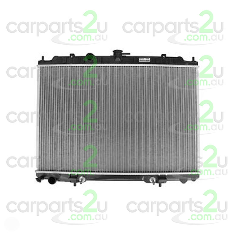 NISSAN X-TRAIL C11  RADIATOR - New quality car parts & auto spares online Australia wide with the convenience of shopping from your own home. Carparts 2U Penrith Sydney