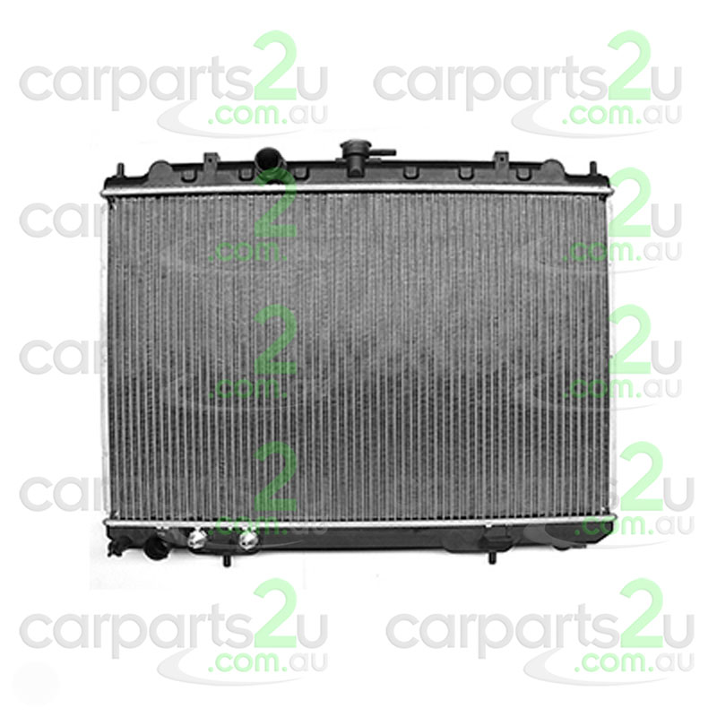 NISSAN X-TRAIL T30  RADIATOR - New quality car parts & auto spares online Australia wide with the convenience of shopping from your own home. Carparts 2U Penrith Sydney