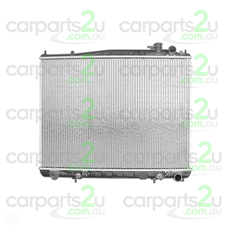 NISSAN PATHFINDER T31  RADIATOR - New quality car parts & auto spares online Australia wide with the convenience of shopping from your own home. Carparts 2U Penrith Sydney