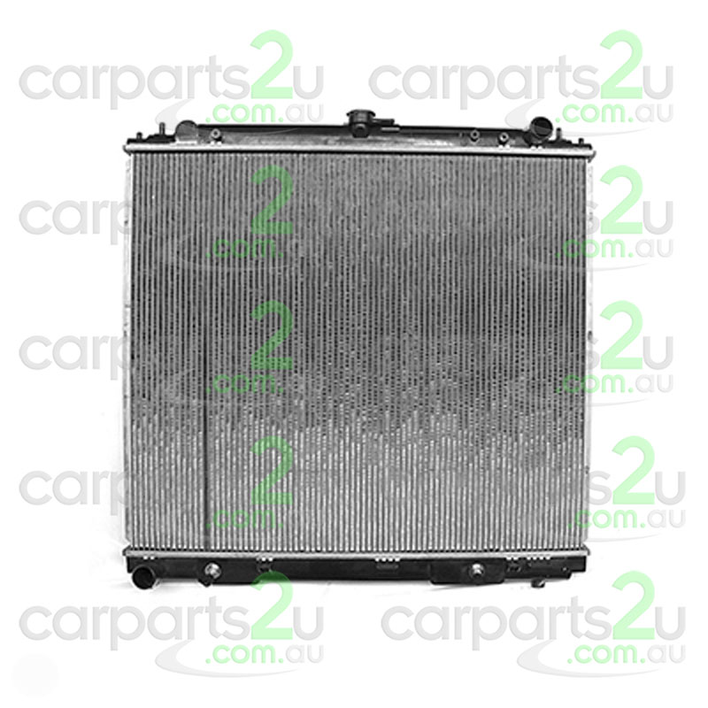 NISSAN PATHFINDER R50 SERIES 1  RADIATOR - New quality car parts & auto spares online Australia wide with the convenience of shopping from your own home. Carparts 2U Penrith Sydney