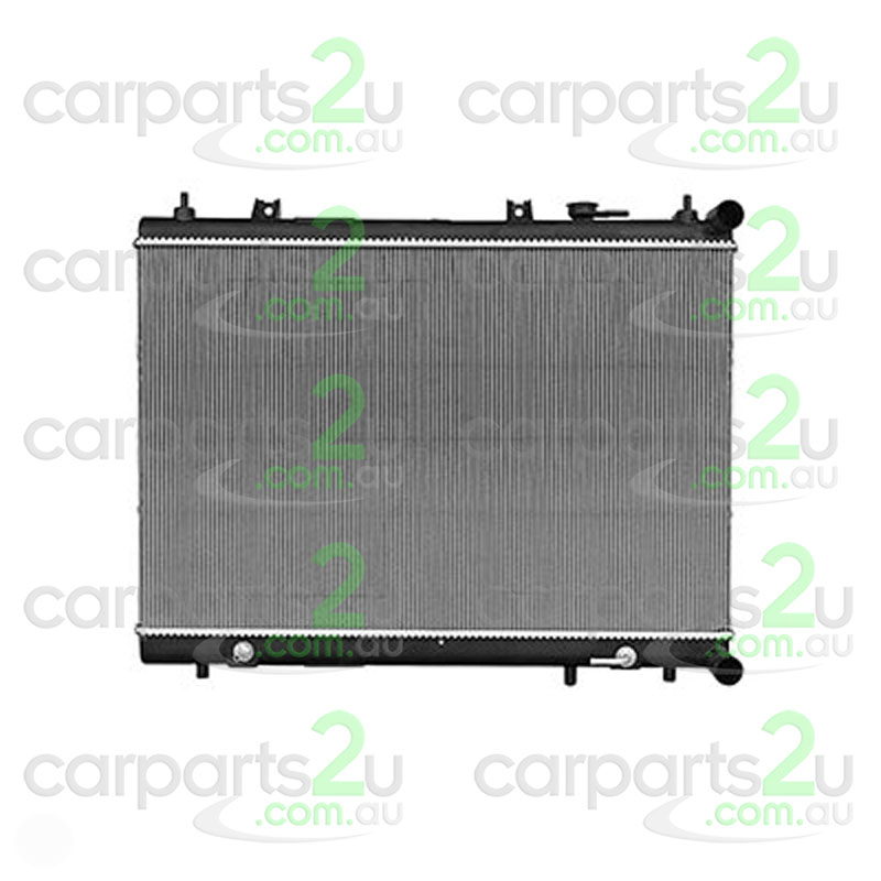 NISSAN PATHFINDER R51  RADIATOR - New quality car parts & auto spares online Australia wide with the convenience of shopping from your own home. Carparts 2U Penrith Sydney