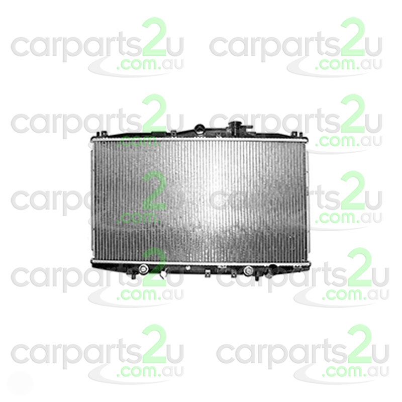 HONDA ACCORD CD  RADIATOR - New quality car parts & auto spares online Australia wide with the convenience of shopping from your own home. Carparts 2U Penrith Sydney