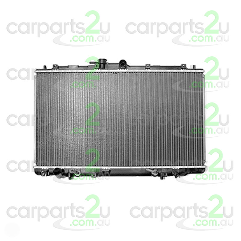 HONDA ACCORD CG / CK  RADIATOR - New quality car parts & auto spares online Australia wide with the convenience of shopping from your own home. Carparts 2U Penrith Sydney