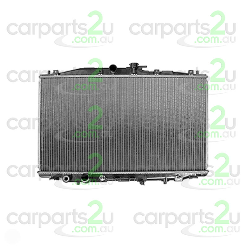 HONDA ACCORD CM  RADIATOR - New quality car parts & auto spares online Australia wide with the convenience of shopping from your own home. Carparts 2U Penrith Sydney