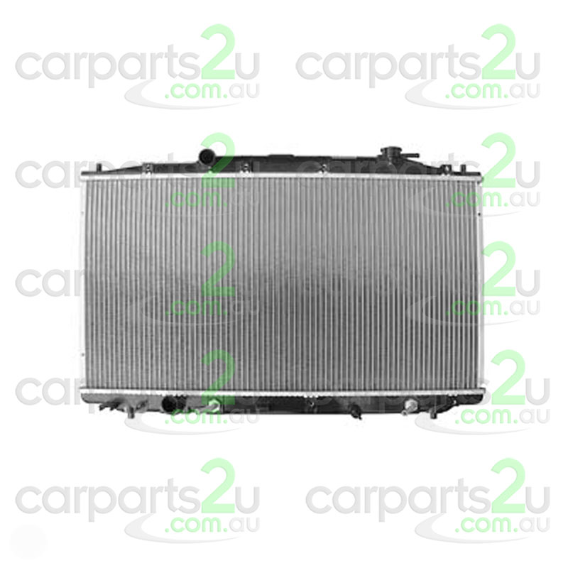 HONDA ACCORD CP  RADIATOR - New quality car parts & auto spares online Australia wide with the convenience of shopping from your own home. Carparts 2U Penrith Sydney