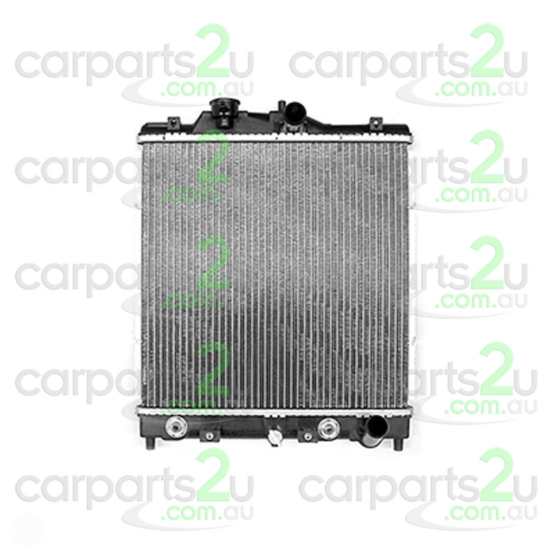 HONDA CIVIC S2000  RADIATOR - New quality car parts & auto spares online Australia wide with the convenience of shopping from your own home. Carparts 2U Penrith Sydney