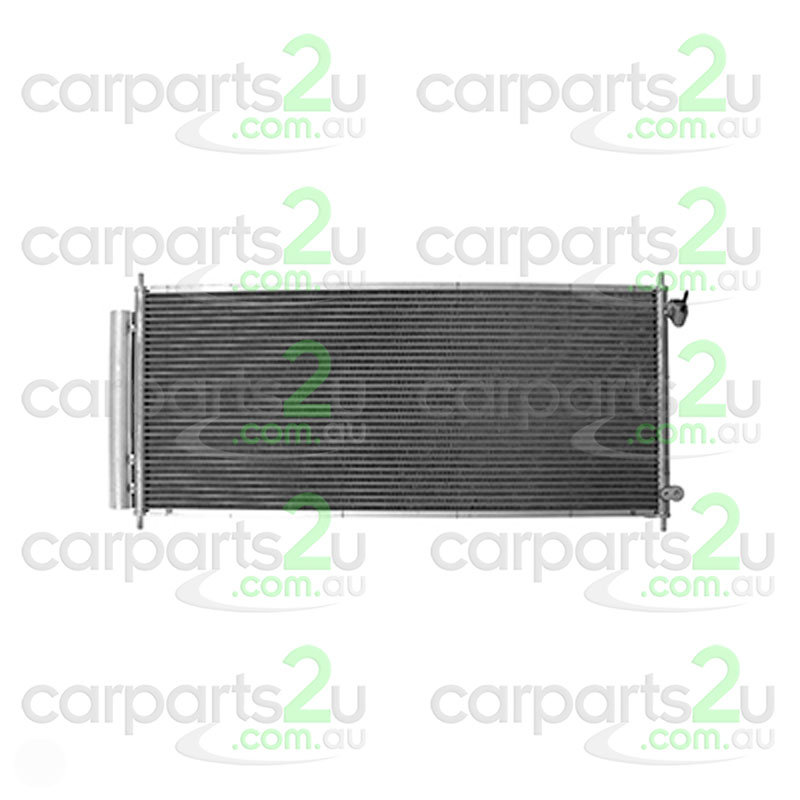 HONDA JAZZ FB  CONDENSER - New quality car parts & auto spares online Australia wide with the convenience of shopping from your own home. Carparts 2U Penrith Sydney