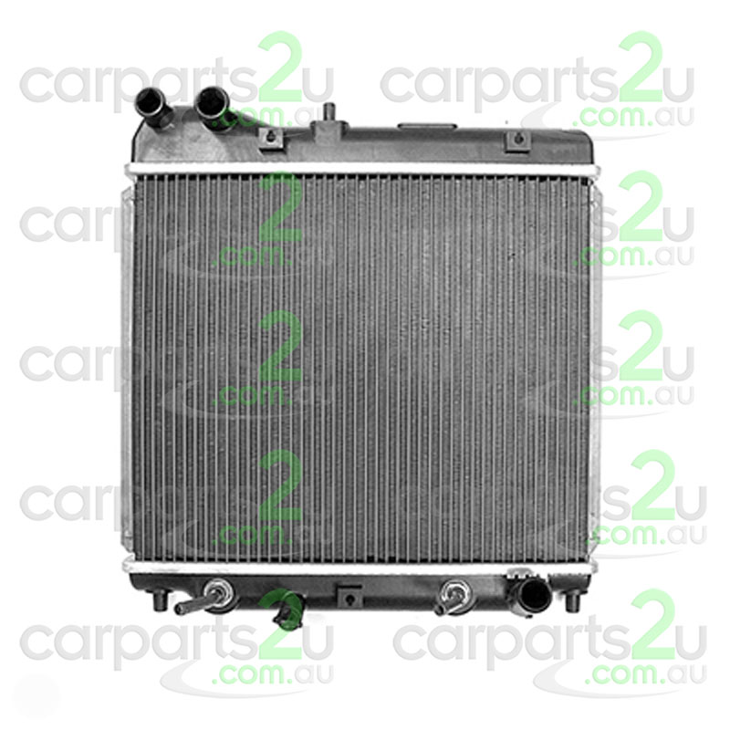 HONDA JAZZ INTEGRA DC  RADIATOR - New quality car parts & auto spares online Australia wide with the convenience of shopping from your own home. Carparts 2U Penrith Sydney